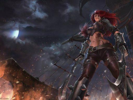 Vastaya, new League of Legends race, revealed