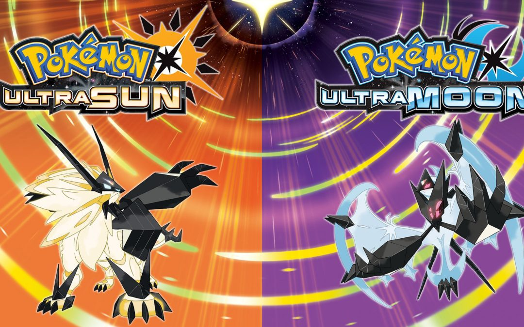 More Details and a New Trailer for Pokemon Ultra Sun and Ultra Moon