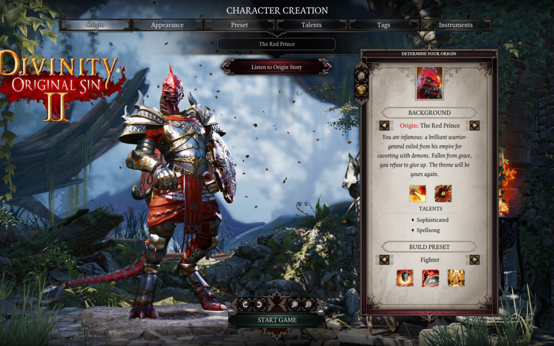 Divinity: Original Sin 2 is what RPGs aspire to be