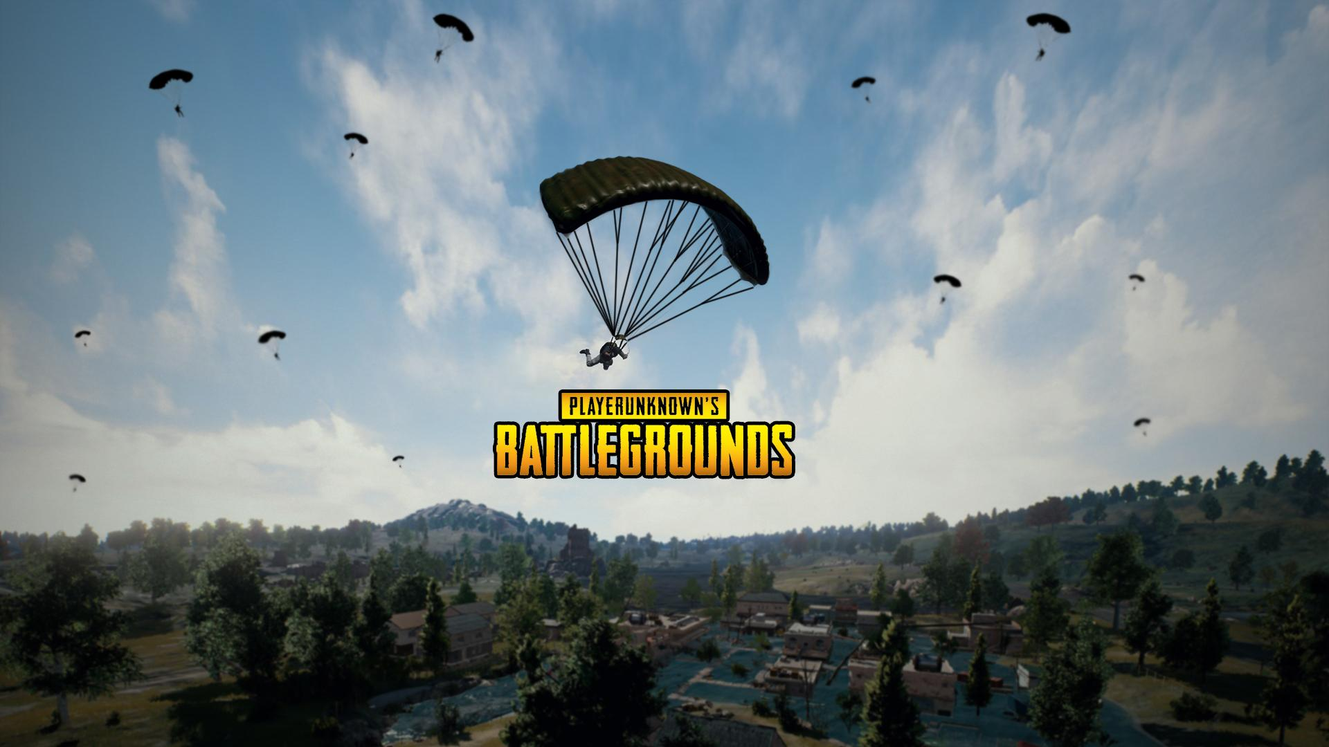Pubg Player Unknown Battlegrounds Logo Uhd 4k Wallpaper: Why PUBG Should Embrace Fortnite Battle Royale