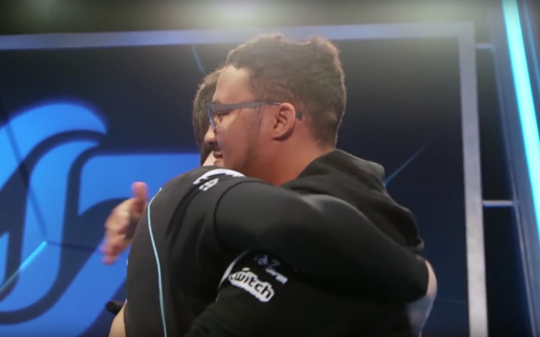 CLG says goodbye to Aphromoo the right way