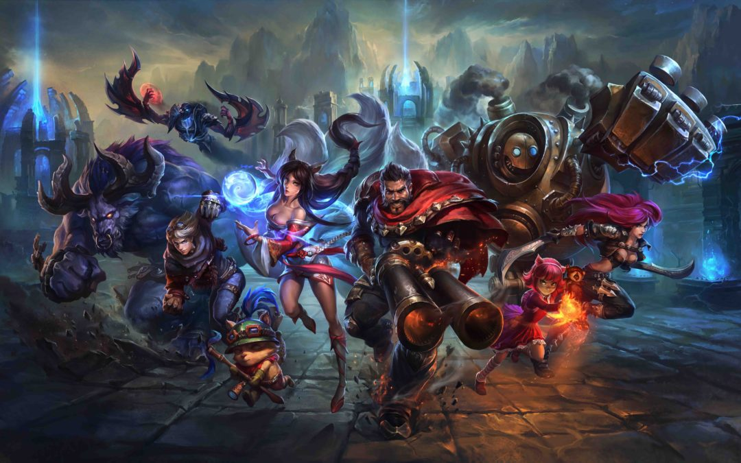 League of Legends Free Agency Period Just Started, and Its Nuts