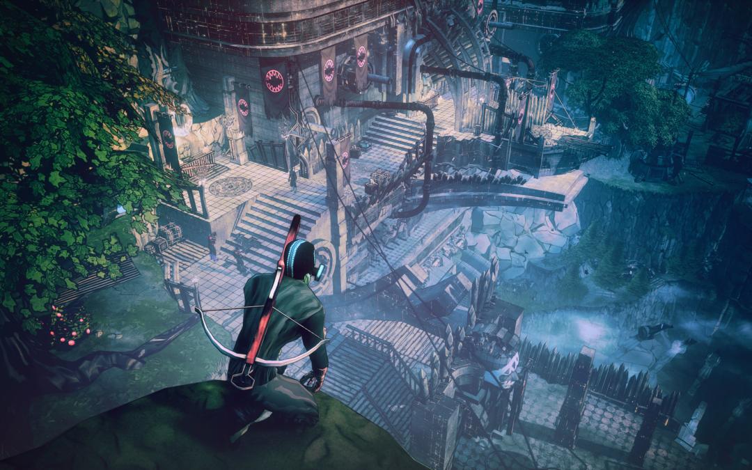 Ex-Witcher Devs Bring Us Seven, a Stealth RPG