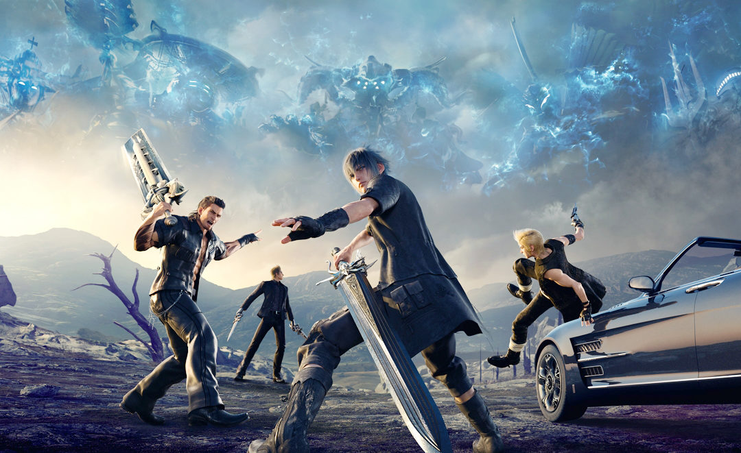 How Square Enix turned FFXV into an Empire of Profits