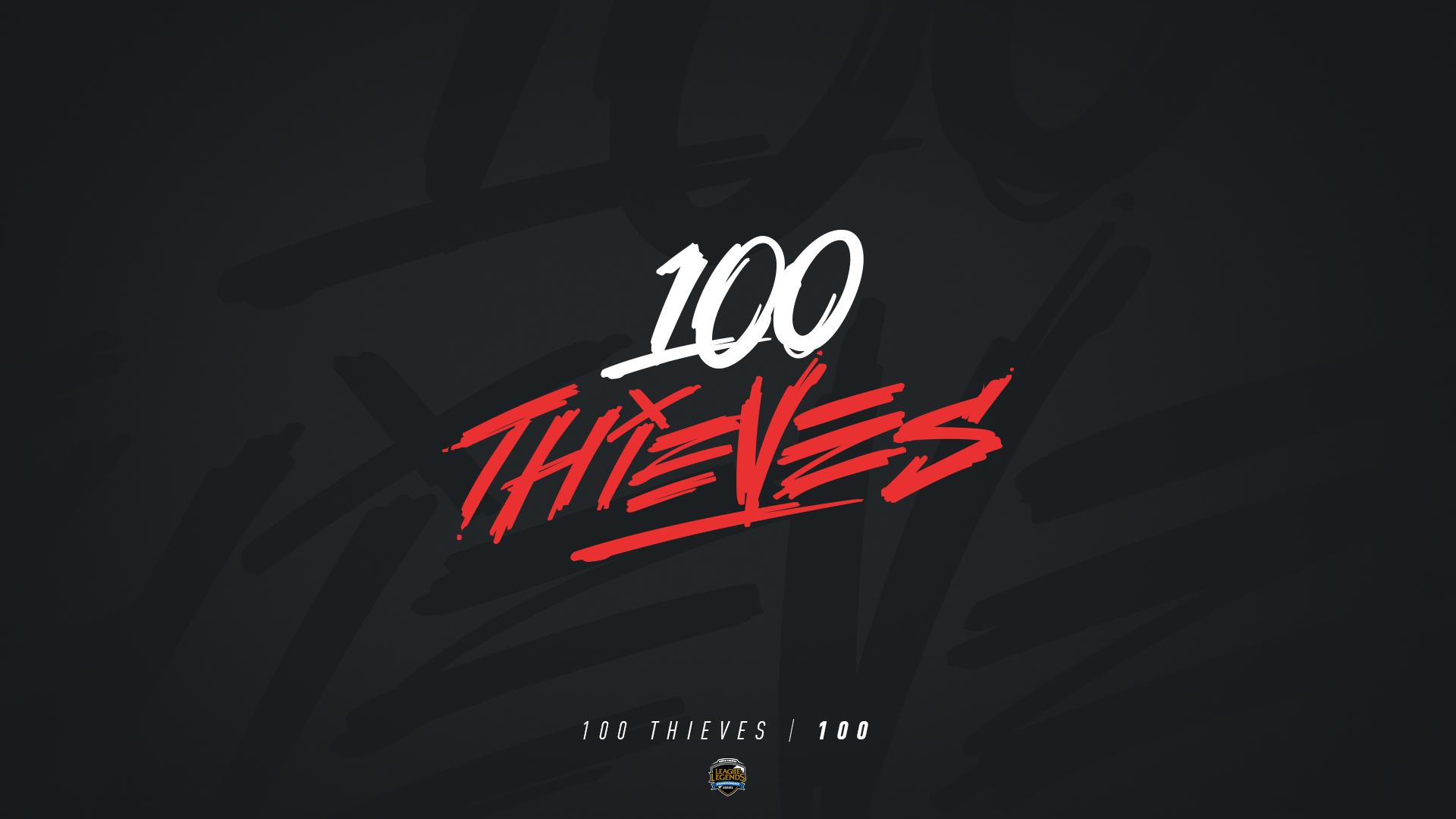 100 Thieves Aphromoo