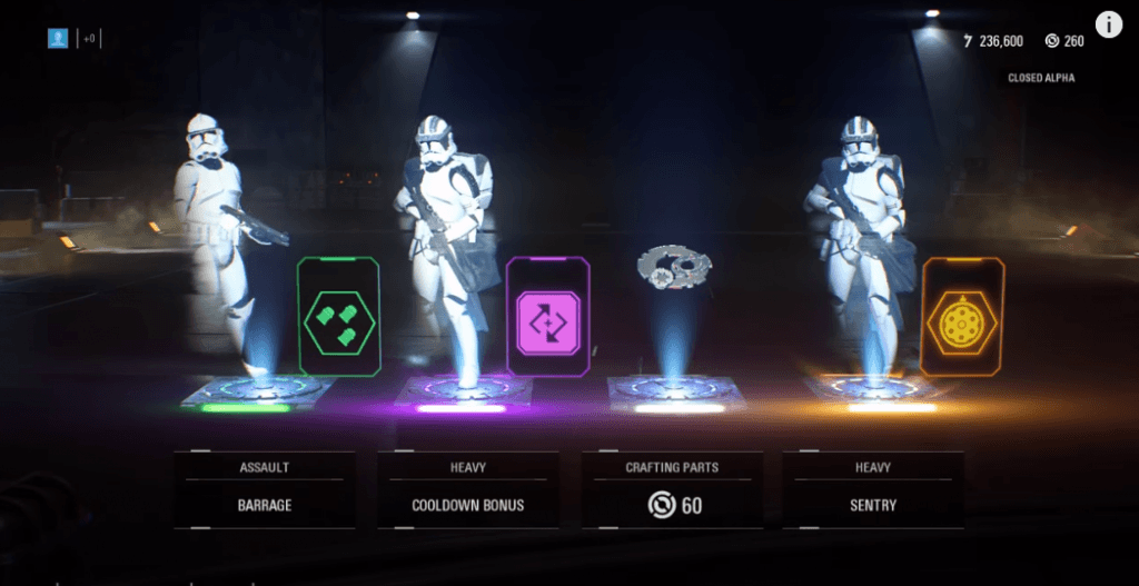 Star Wars Battlefront 2 credits