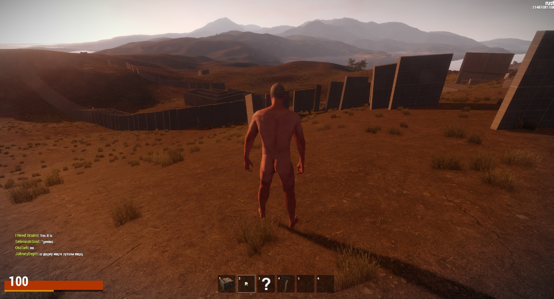 Rust Is Finally Getting A Release Date For Alpha Ekgaming