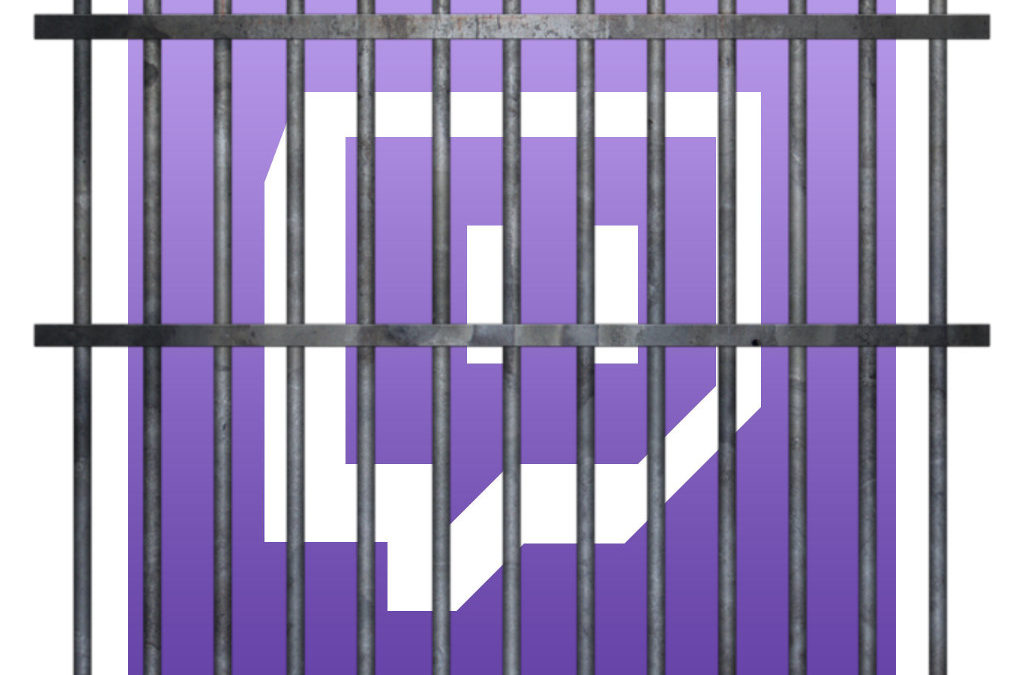 Trolling in Twitch Chat Could Earn You Jail Time