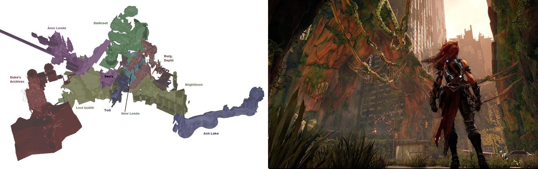 How Darksiders 3 Was Inspired By Dark Souls - EKGAMING