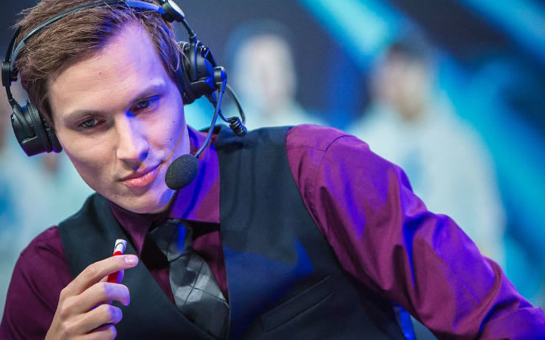 Deficio Steps Down as an EU LCS Shoutcaster for Riot