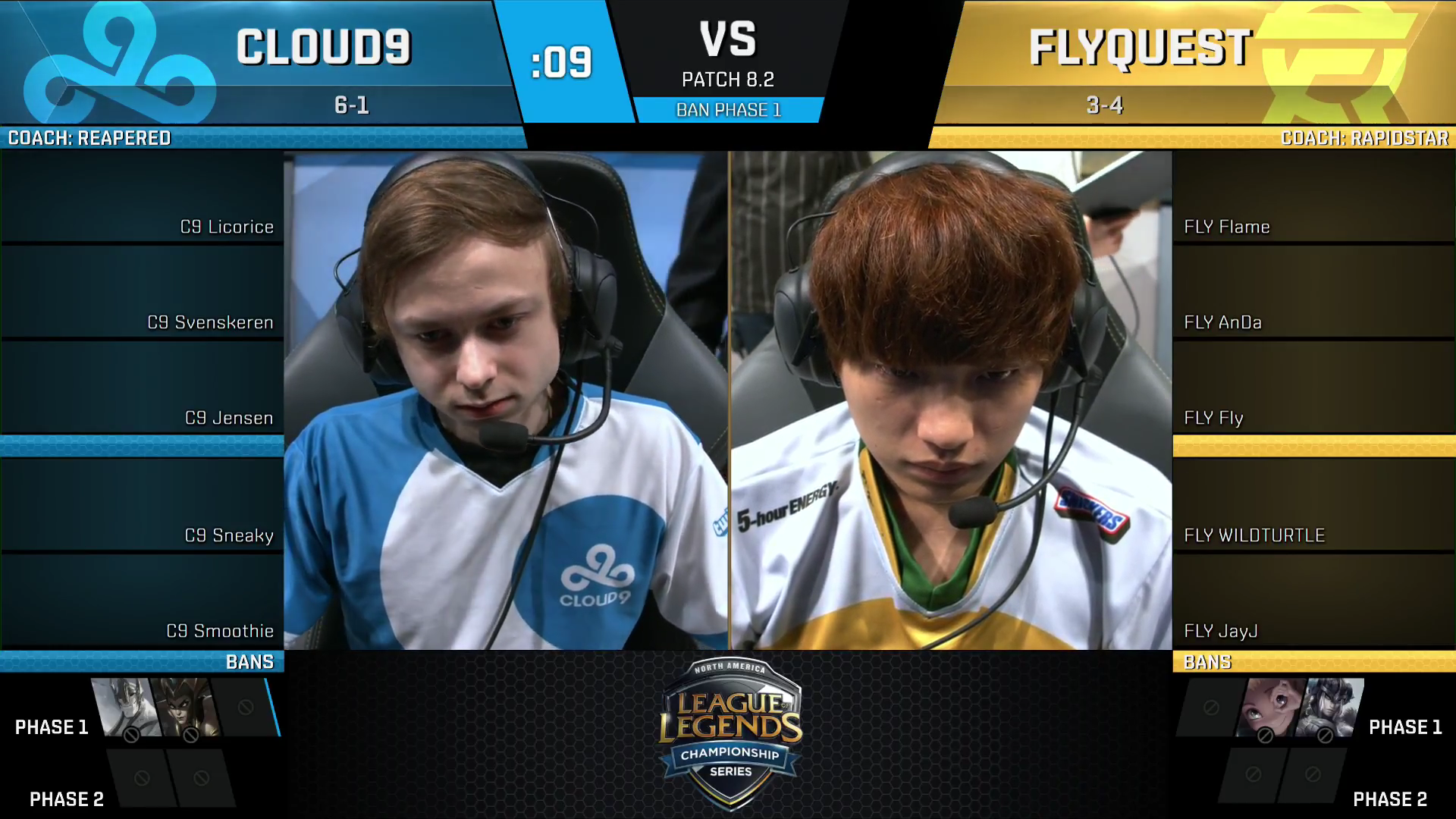 Flyquest vs Cloud9 Fly