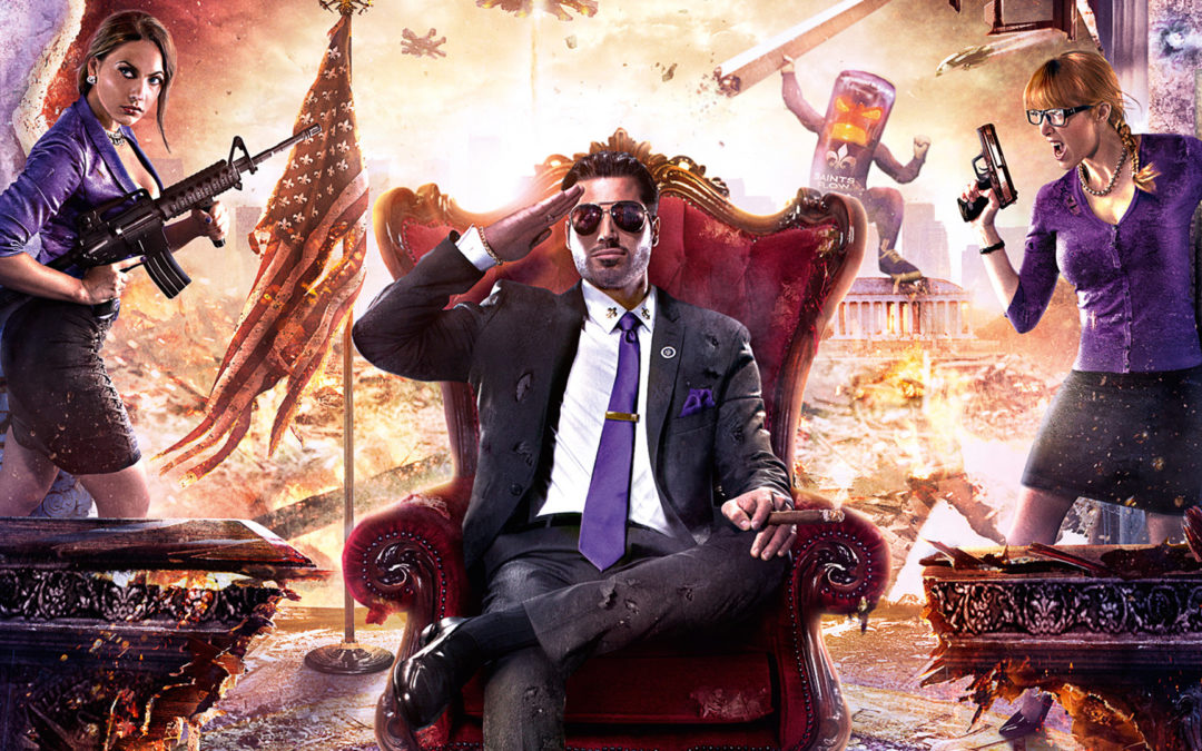 THQ Nordic Acquires Saints Row Publisher Koch Media