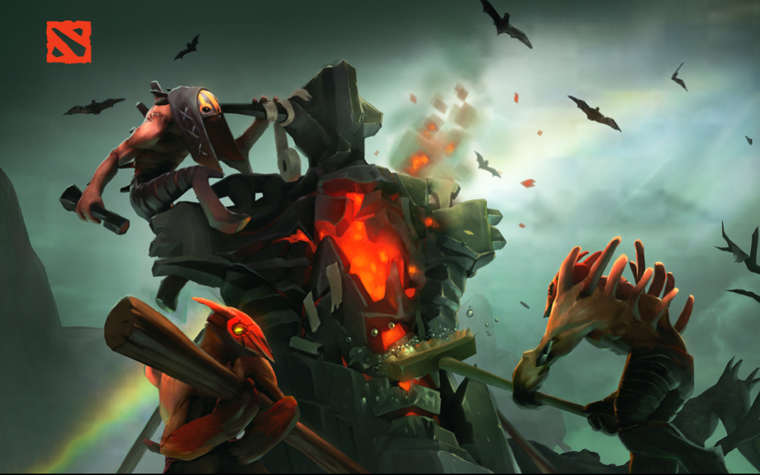 Dota 2 Update Adds Tons of Player Experience Improvements