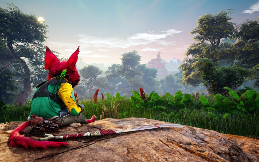 Biomutant, Darksiders III and Fade to Silence Will Be DRM-Free on Release