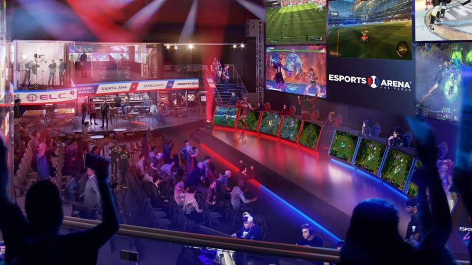 Vegas Aiming to Be a Hub of Esports with Luxor Esports Arena