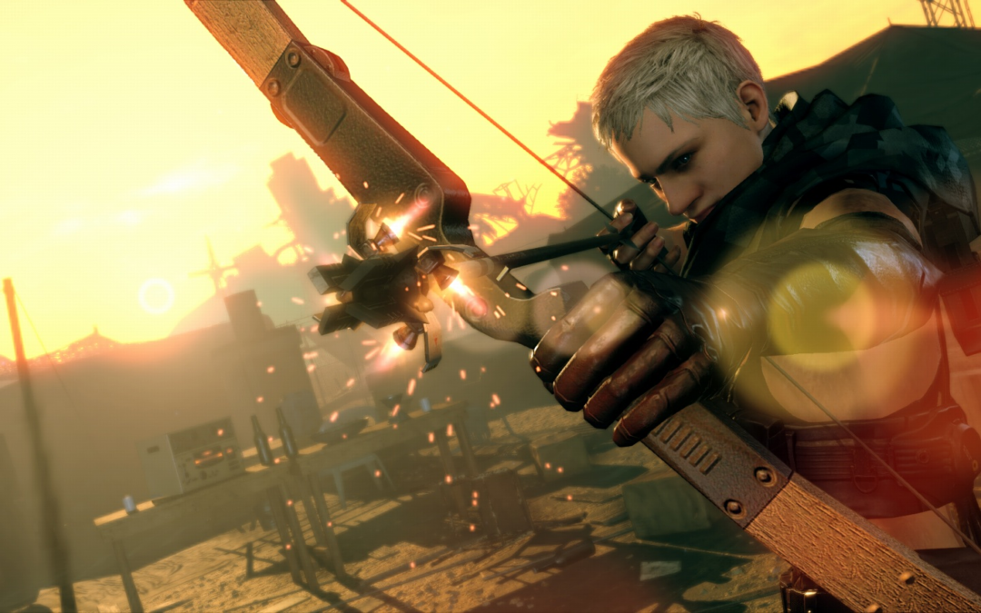 Metal Gear Survive Free Beta on February 16 on PS4, PC, and Xbox One