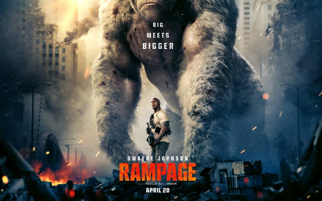 Can Rampage Make For A Good Video Game Movie?