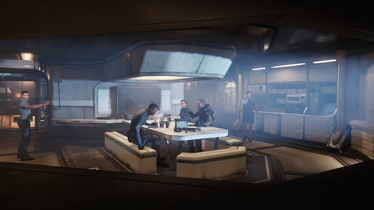 Star Citizen's singleplayer is still far away