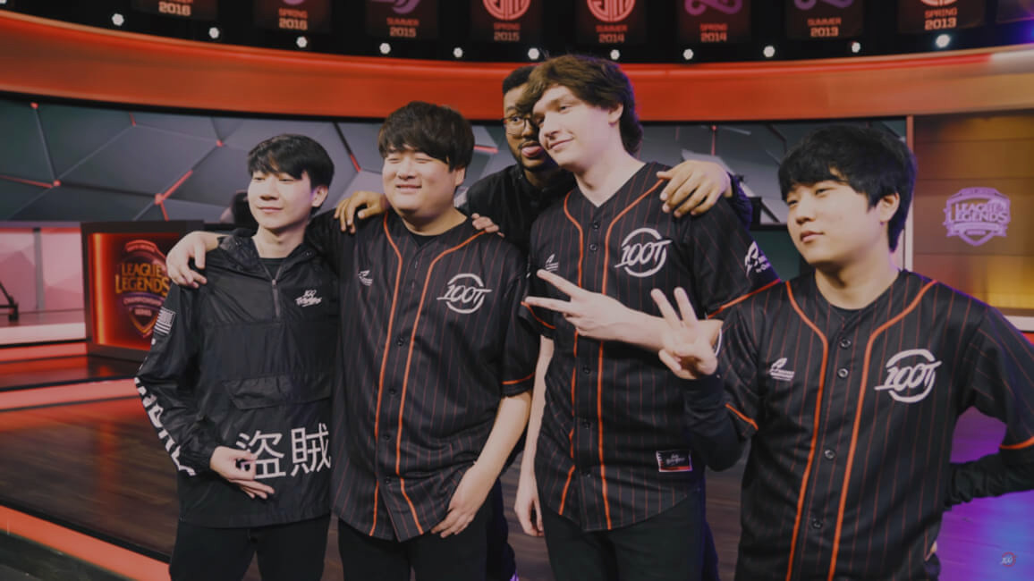 100 Thieves Secret Weapon Against Clutch Gaming - Ssumday ...