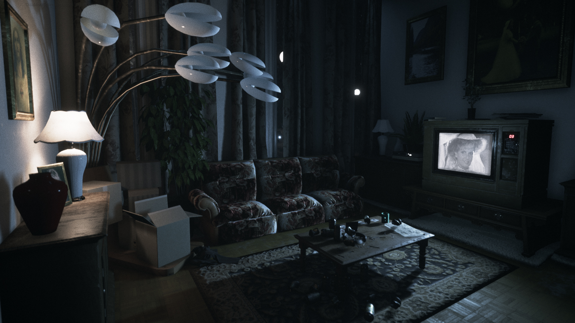 Visage Is the Early Access Indie Horror Game to Play Before Halloween - EKGAMING